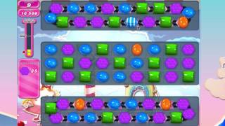 Candy Crush Saga Level 883 No Booster DUMBEST LEVEL EVER!