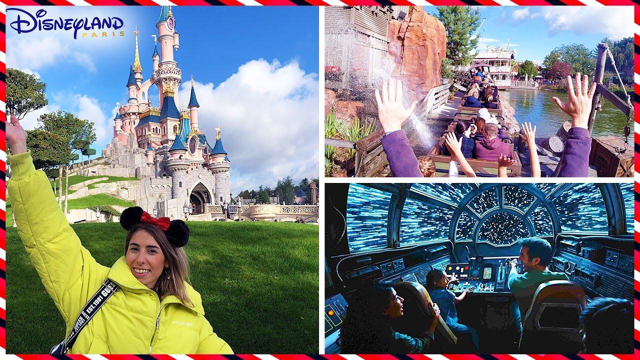 Disneyland Park Paris Gezisi Dila Kent