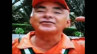 Gafes - Boris Casoy  - Humilhação aos Garis no Jornal da BAND - humiliation Street sweeper