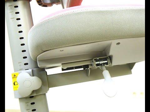 Регулировка детского кресла Ergokids GT Y-403.