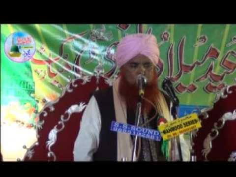 Maulana Abulhaqqani sb bayan jashne eid milaadun nabi - Hyderabad - Part 2