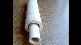 Make A Wooden Pipe