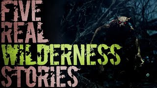 5 Unexplained and Terrifying Things Seen in the Wilderness