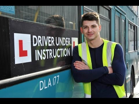 Double Decker Driving School - Series 1 Episode 6 - S01E06