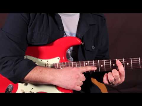 Bee Gees - Stayin' Alive - How to Play Funky Rhythm Guitar - Guitar Lessons R&B Disco