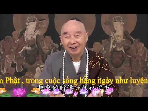 TĐ:1343-Niệm Phật , trong cuộc sống hằng ngày như luyện binh vậy, khi lâm mạng chung là đánh trận