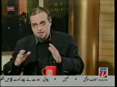 I analyse Defense Analyst of Pakistan
