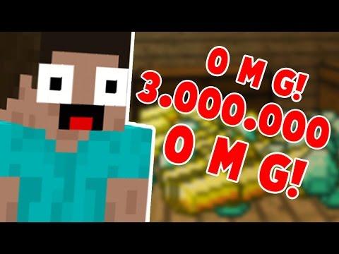 3.000.000 GEWONNEN DOOR MINECRAFT! O M G!!