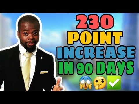 Credit Repair: 230+ points increase Learn The Dirty Little Secrets