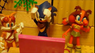 Stop-Motion Sonic Boom episode 9: The Haunting of an Indie Horror Game.
