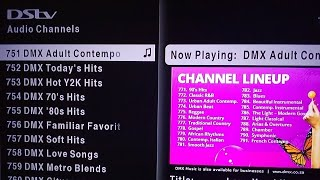 HOW TO GET ALL YOUR DSTV AUDIO CHANNELS ON YOUR PACKAGE screenshot 4
