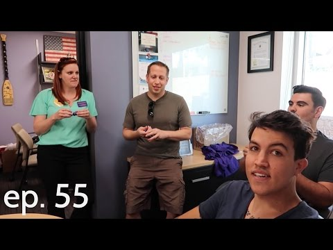 Our Best College Hacks - Military Life Before and After ep. 55