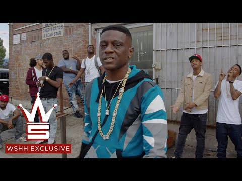 Boosie Badazz Real Nigga (WSHH Exclusive - Official Music Vi