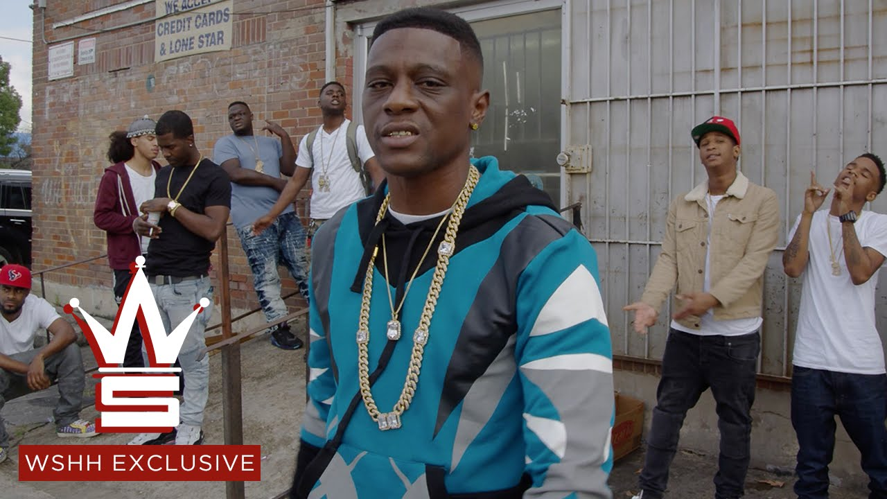 Boosie Badazz Real Nigga Wshh Exclusive Official Music Video Youtube