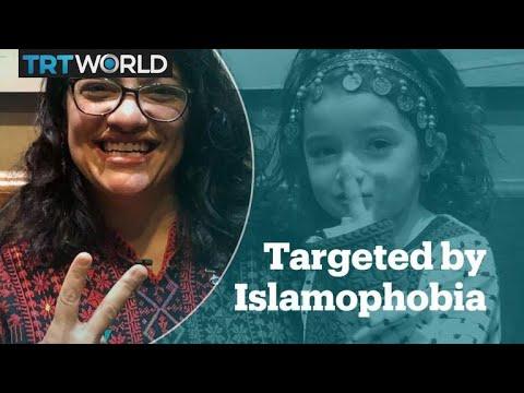 Congresswoman Rashida Tlaib targeted with Islamophobic post