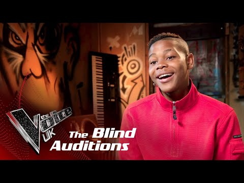 Donel's Story: From Musical Inspirations to Granny's Inspirational Moves | The Voice UK 2018