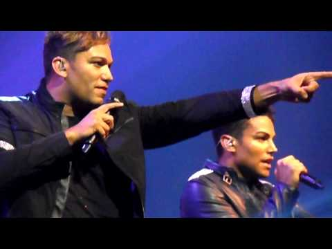 3T - Michael Jackson Medley - Foute Party Q Music 2015 (26.06.2015)