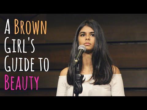 'A Brown Girl's Guide To Beauty' - Aranya Johar