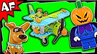 Lego Scooby-Doo MYSTERY PLANE Adventures 75901 Stop Motion Build Review