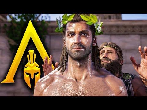 WINNING THE OLYMPICS | Assassins Creed: Odyssey - Part 27 thumbnail