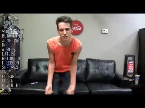 Jacob Whitesides - Don't (by Ed Sheeran soundcloud cover with lyrics)