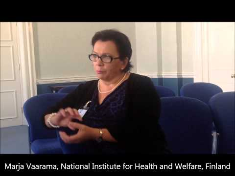 Marja Vaarama, National Institute for Health and Welfare, Finland