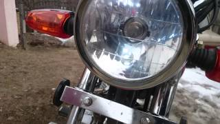 Мотоцикл Lifan 150-13