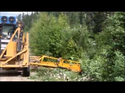 GILBERT GM Series Grader-mowers