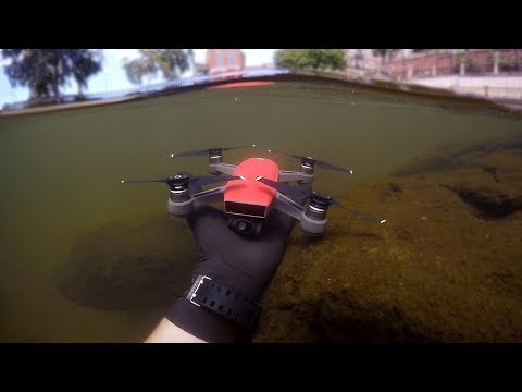 Thumbnail: Found Drone Underwater in River While Scuba Diving! (w/ Girlfriend)
