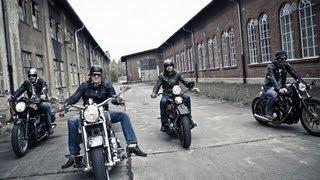 Bad and Bold Biker