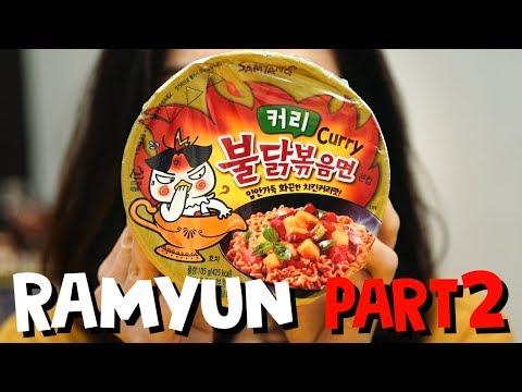 COBAIN RAMYUN KOREA Part 2