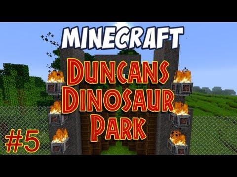 Duncan's Dinosaurs - Part 5 - The Ballad of Rexina