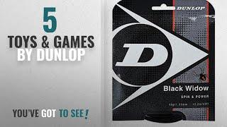 Dunlop Black Widow 1.25 Tennis Scanner