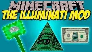 THE ILLUMINATI MOD - 100% Confirmed!! - Minecraft mod 1.7.10 Review ESPAÑOL