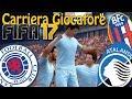 Grandi partite, grandi emozioni e RIVOLUZIONI!! Fifa17 Carriera giocatore Co-Op #18 w/AwesomeMiro