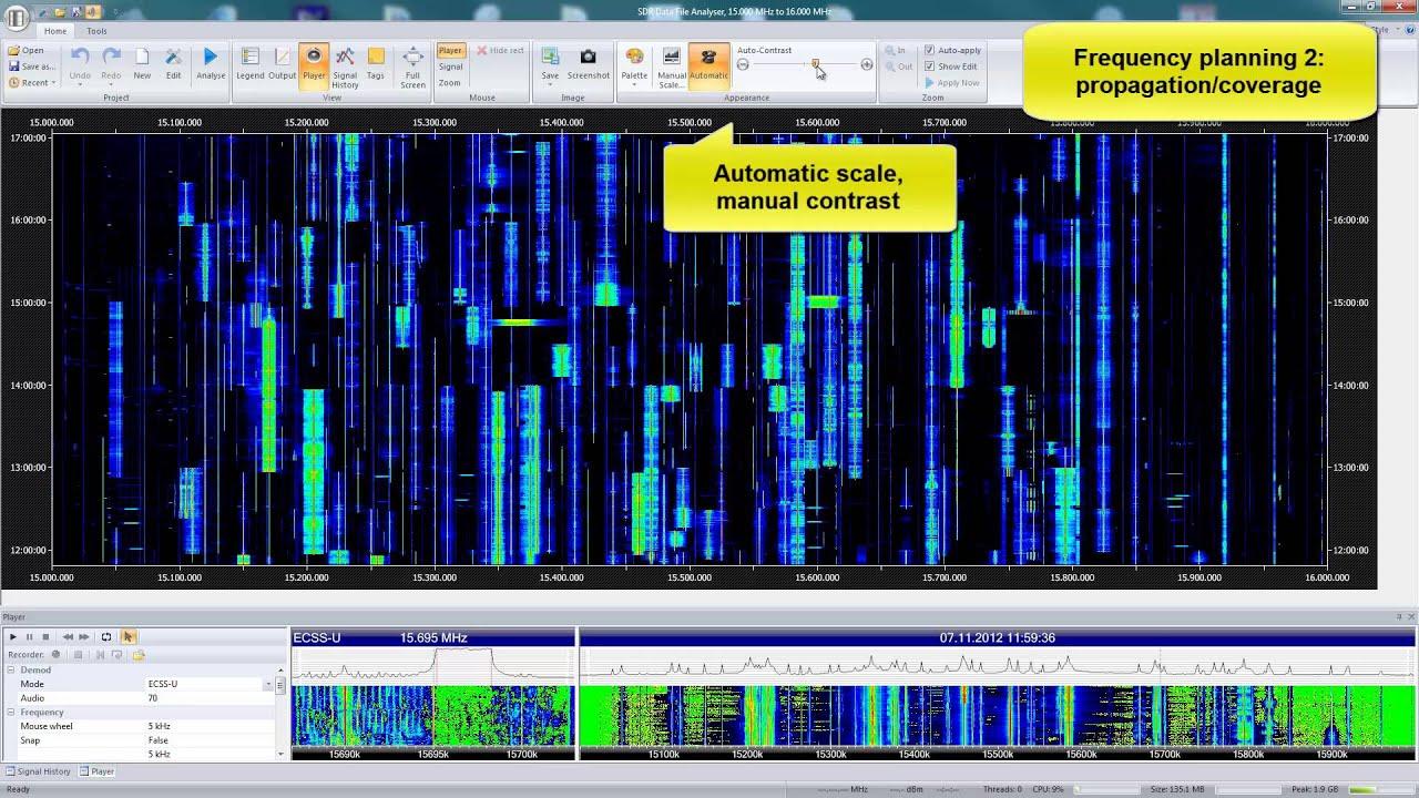 SOFTWARE PARA RADIOAFICIONADOS con tarjeta de sonido ea1uro com