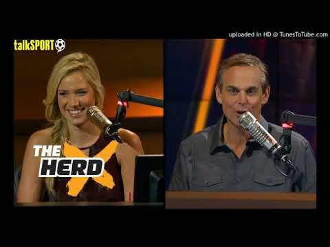 The Herd: 8/18/2017 - Filling in for Colin, Doug Gottlieb explains why Tom Brady's skills are fading