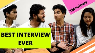 Best Interview Ever || Chetan Lokhande