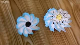украшение тортов-как сделать цветок из крема (2), cake decoration-cream flower (2)(цветы сделаны из белкового-заварного крема, вот ссылочка на видео-рецепт: https://youtu.be/3Q6209Pwtqc., 2016-03-20T12:24:21.000Z)