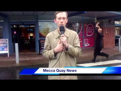 Mecca Quay News Report