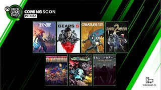 Xbox Game Pass for PC | September 2019 Update