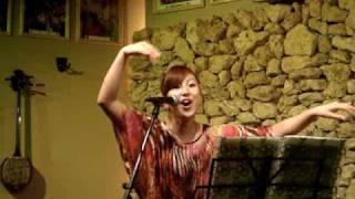 ビギンのナンバーのカバーです。いろんな人が歌っていますが、女性ボー...