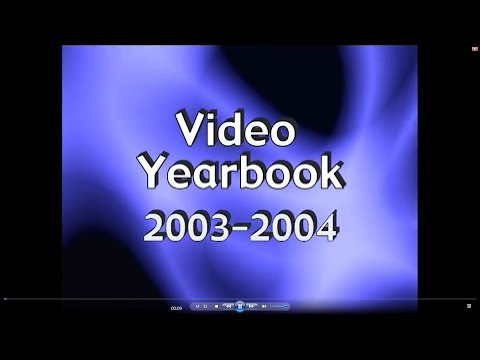 Yideo Yearbook 2003 2004