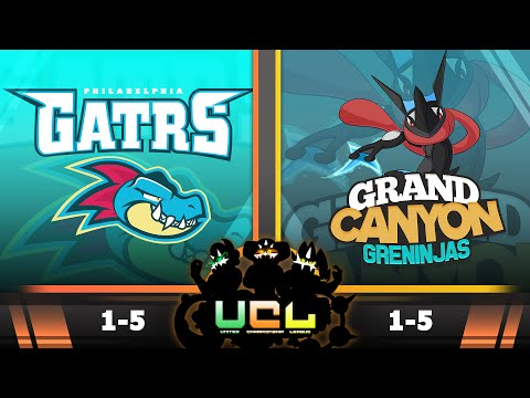 Pokemon ORAS Wifi Battle | Philadelphia Feraligatrs VS Grand Canyon Greninjas (Week 7 - UCL)