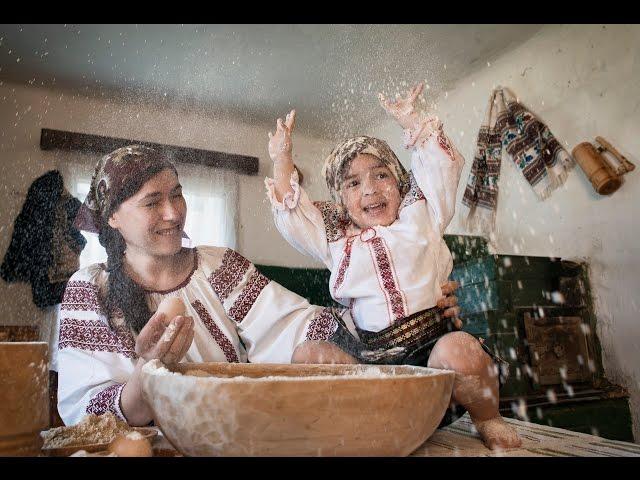 Cozonaci de Bucovina - bucatarie traditionala