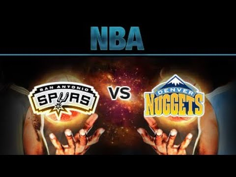Denver vs San Antonio LIVE STREAM 24/09/2017