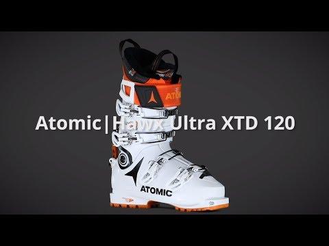online store 198bb d4417 2019 Atomic Hawx Ultra XTD 120 Men's Boot Overview by SkisDotCom
