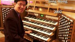 """All Glory, Laud and Honor"" ST. THEODOLPH John Hong Hymn Organ Improvisation"
