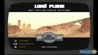 Grand Theft Auto: San Andreas Walkthrough - Learning to Fly: Land Plane