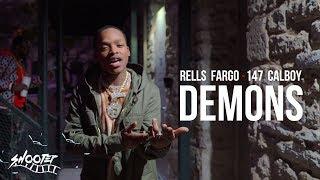 "Rells Fargo ""Demons"" feat. 147 Calboy"